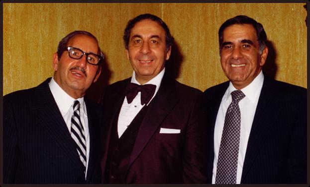 Pete LaRose Sr., Joe LaRose, Tom LaRose